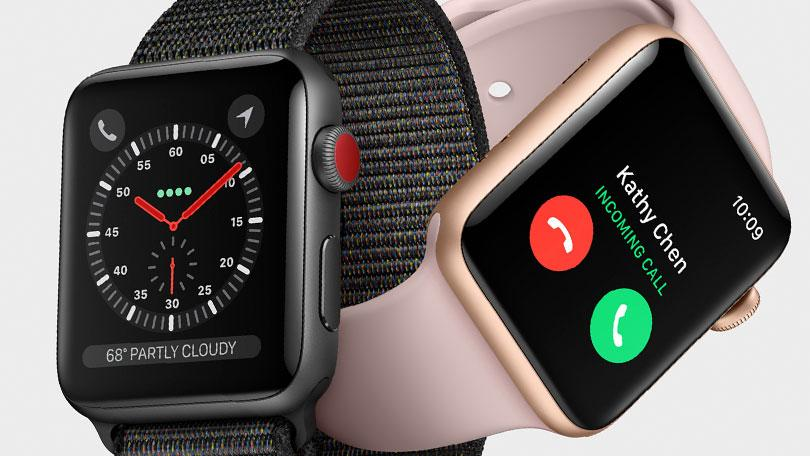 Apple watch series text/email/calls notifications not