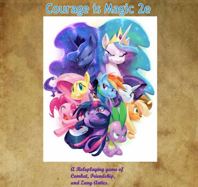 Equestria Daily - MLP Stuff!: Pen and Paper RPG