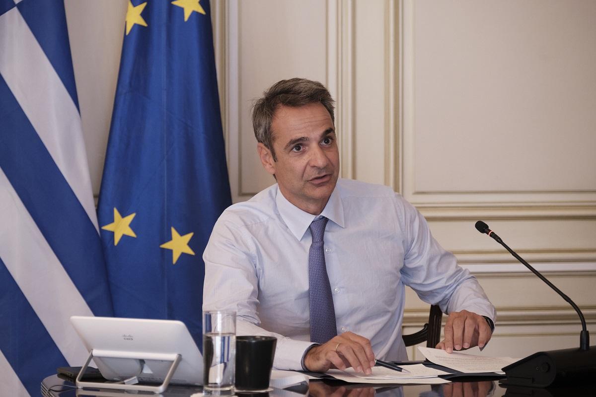 Κ. Μητσοτάκης: Δεν νοείται διάλογος υπό το καθεστώς απειλών