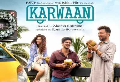 Karwaan (2018) Movie Download 300MB DVDScr