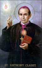 Saint Anthony Mary Claret