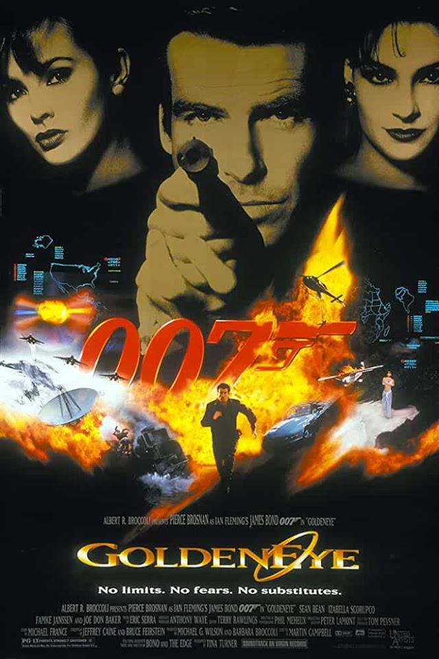 GoldenEye 1995 x264 720p Esub BluRay Dual Audio English Hindi GOPI SAHI