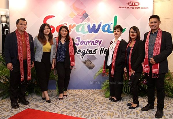 Marketing Team Sarawak Tourism Board