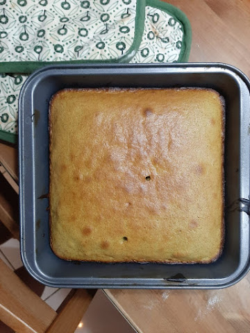 Resep Matcha Cake