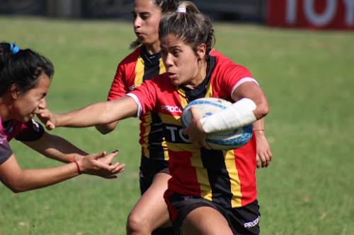 Cardenales es la Reina del rugby