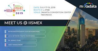 MOTADATA hadir di IISMEX 17-19 Juli 2019