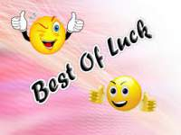Good Luck To All Writing Candidates For Railway Ntpc Exam - 2016