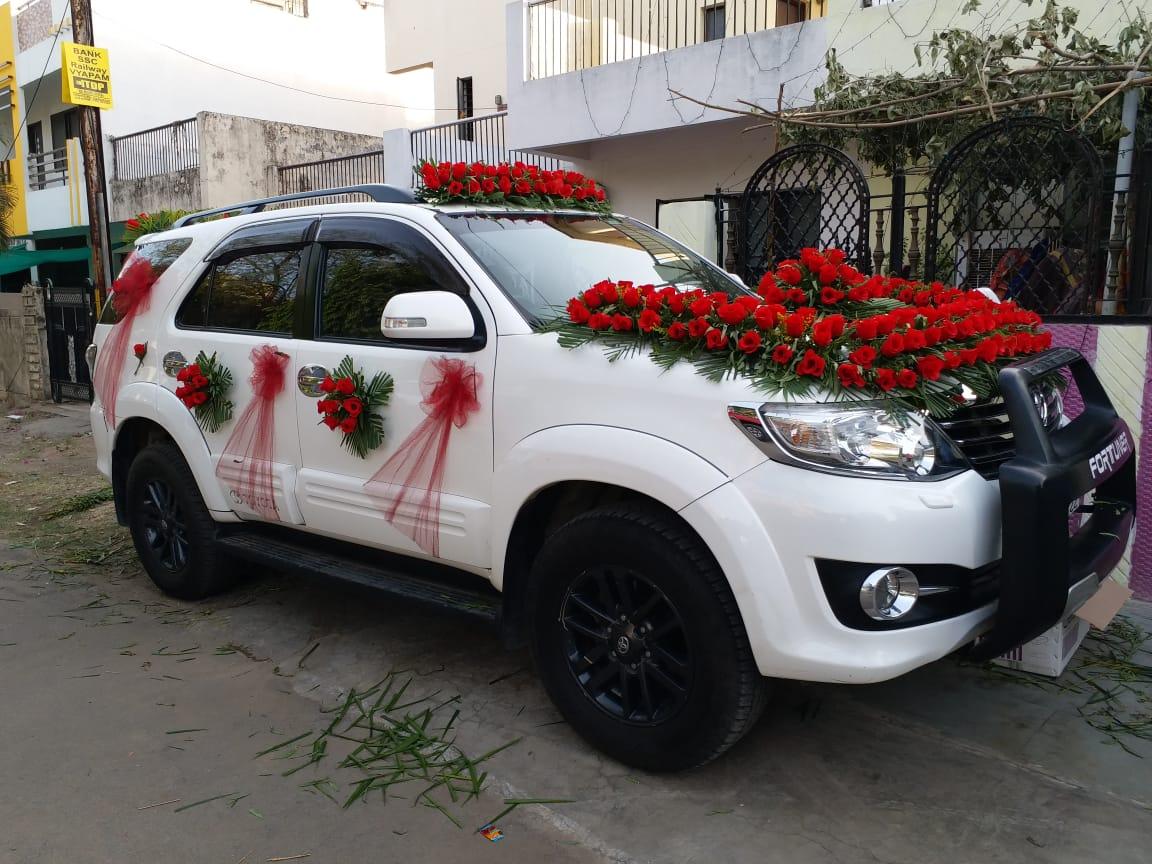 Classico Events: Wedding car decorations bhopal