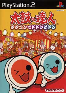 Descargar Taiko no Tatsujin TATAKON de DODON ga DON PS2