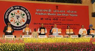 Pradhan Mantri Jan dhan Yojana (PMJDY)