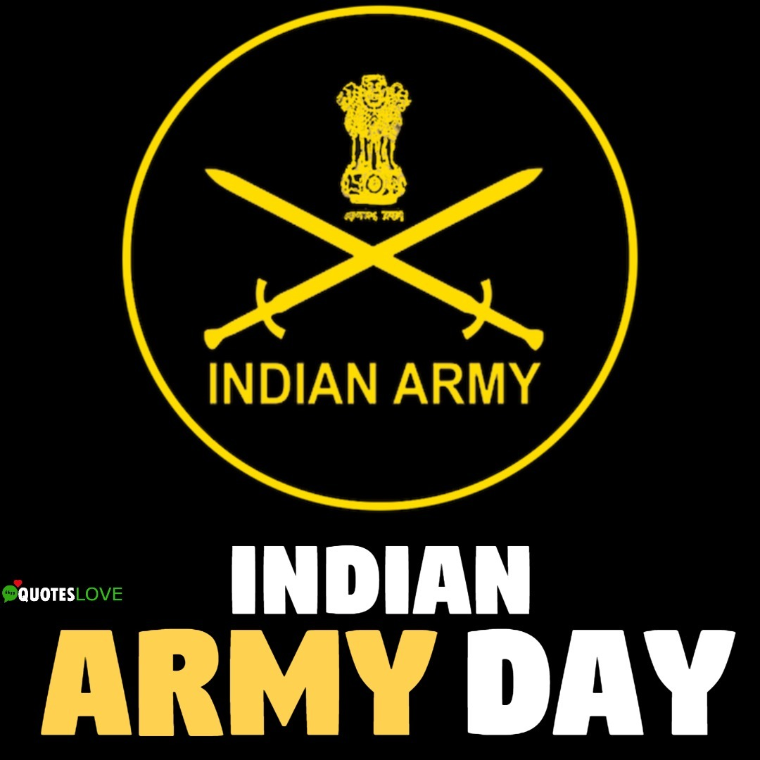 (Latest) Indian Army Day Images, Poster, Wallpaper