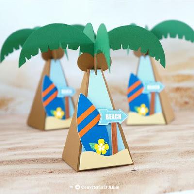 festa surf praia caixa coqueiro lembrancinha