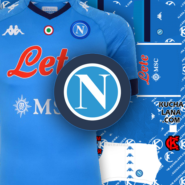 SSC Napoli  Kits 2020/21