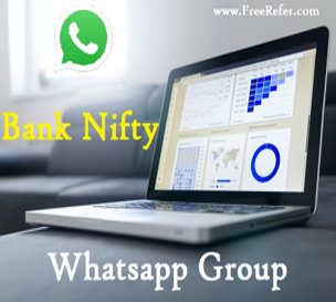 Bank Nifty Tips Whatsapp Group