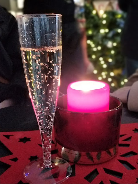 Dry January - prosecco