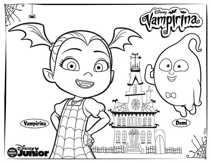 Vampirina Vídeos Infantiles Musica Infantil Y Dibujos Animados