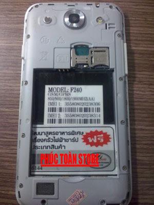 Rom LG F240 m6572 copy alt