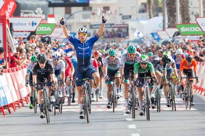 Vuelta a España 2021 - 8ª etapa clasificación