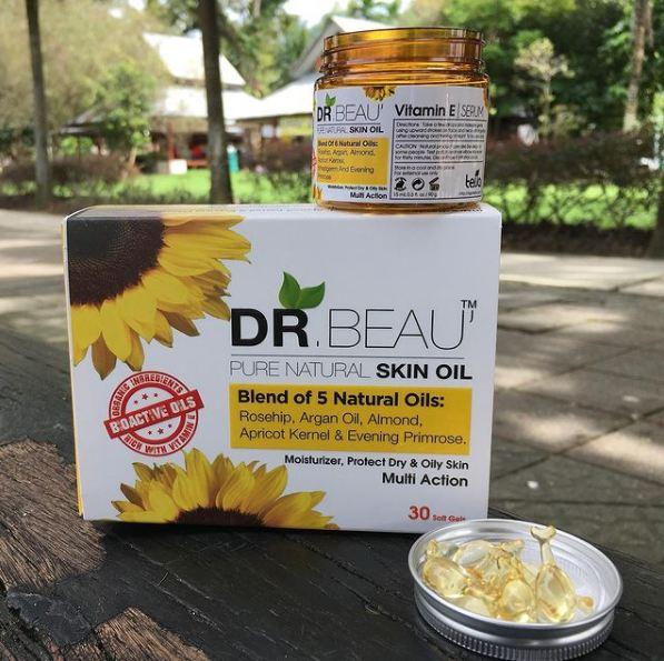 Review Serum Dr Beau : Pengalaman Guna Untuk Kulit Berminyak Dan Jerawat