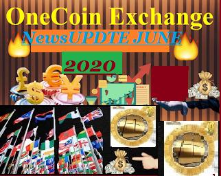 ONECOIN EXCHANGE UPDATE 2020