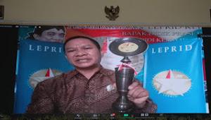 Polije Catat Rekor LEPRID