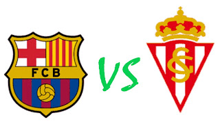 Barcelona VS Sporting Gijon Live Stream, Watch, Online, TV | Watch Now