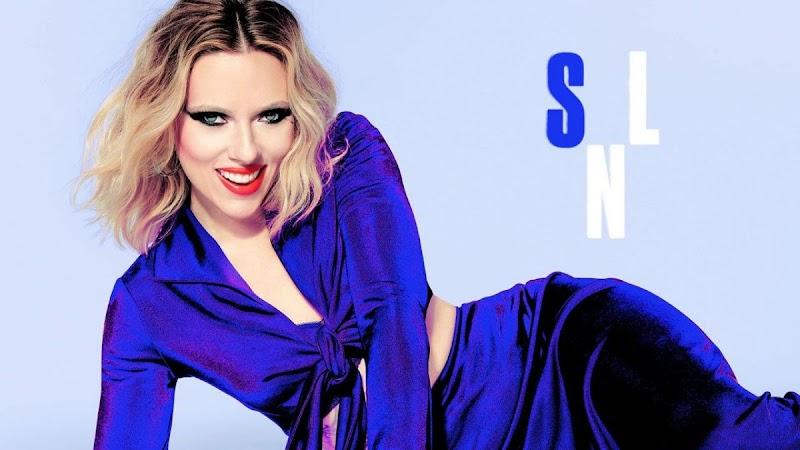 Scarlett Johansson Clicks At Saturday Night Live - December 2019