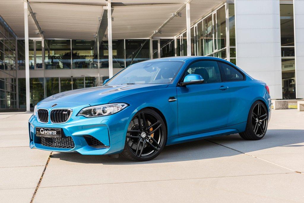 BMW M2 G-Power bok