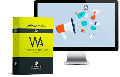 incomedia webanimator plus 3 - WebAnimator now 3