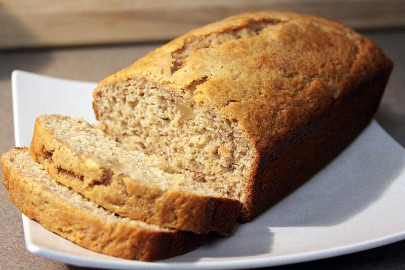 Super Easy Banana Bread Recipe