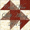 CIVIL WAR QUILT ALONG   2012