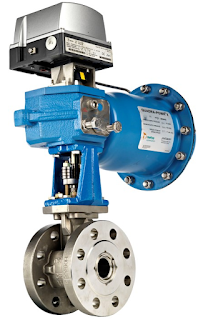 Automated Pneumatic Ball Valve