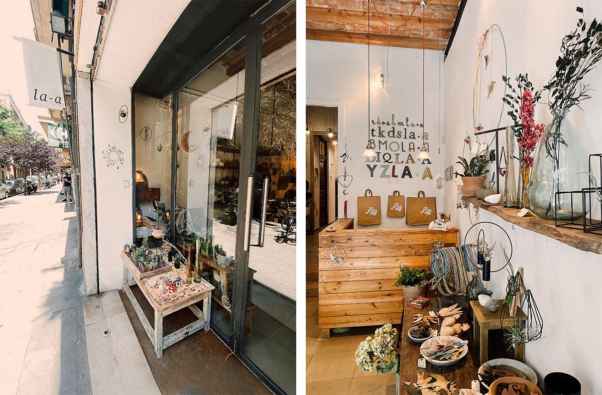 arte boheme, arte boheme spain, arte boheme lets get local, lets get local arte boheme, la-a botiga, torrent de l'olla flower shop, floristeria torrent de l'olla