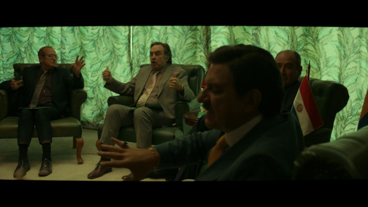 El Presidente Temporada 1 Completa HD 720p Latino