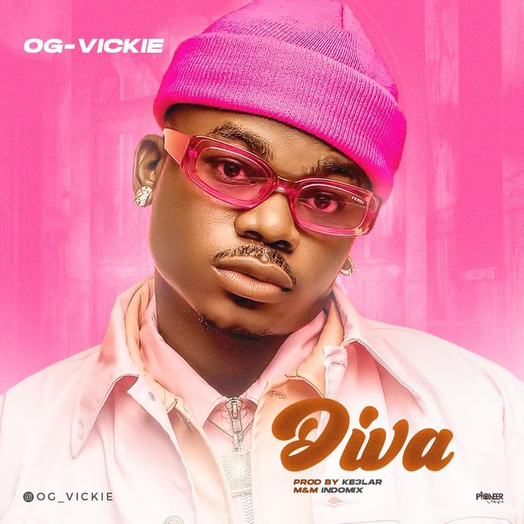 "[Video] OG Vickie – ""Diva"" #Arewapublisize"