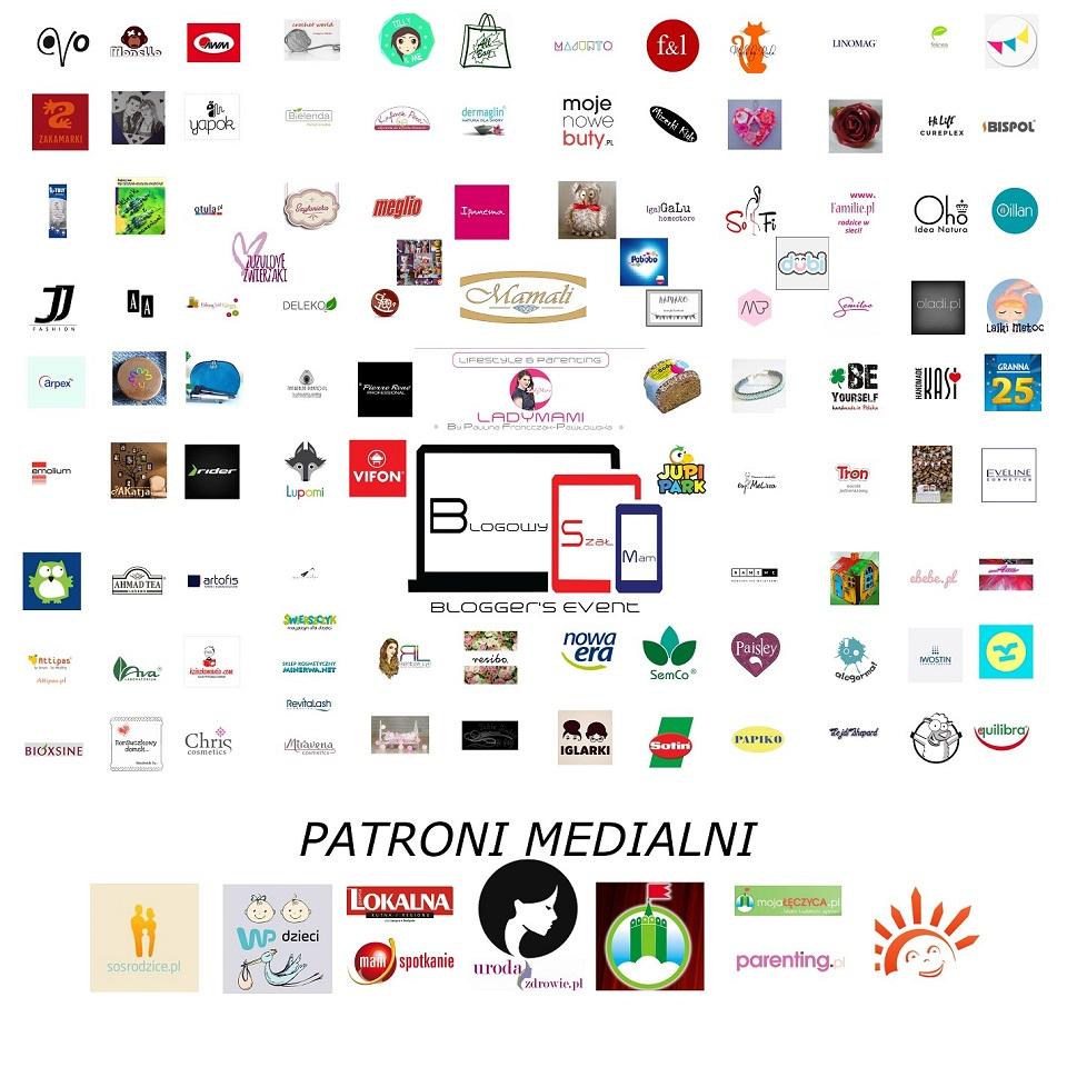 Sponsorzy i partnerzy medialni spotkania