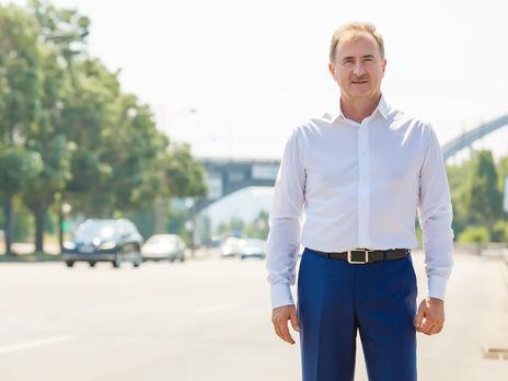 Попов: Києву потрібні якісні зміни, щоб не довелося ще п'ять років рухатися вулицями на автомобілях зі швидкістю черепахи