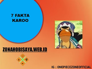 Fakta Karoo One Piece