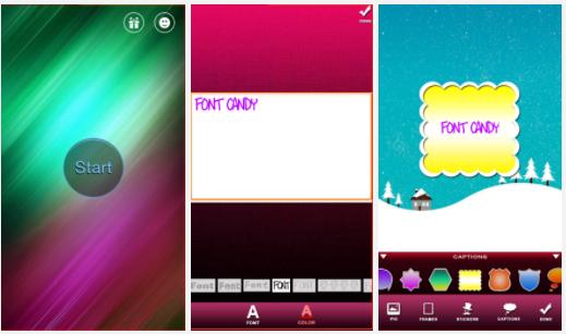 Font Candy Plus Apk