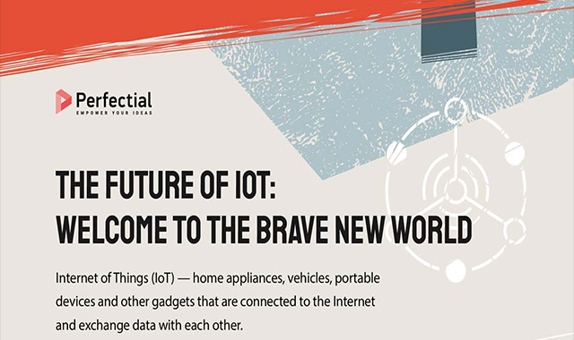 IoT's bright future and how our lives are changed #infographic