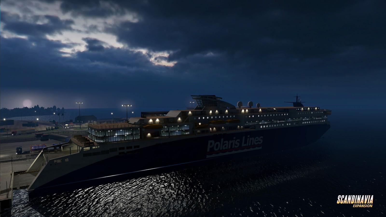 طريقة تحميل لعبة euro truck simulator 2 v 1.31 0