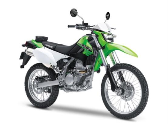 Harga dan review Kawasaki KLX