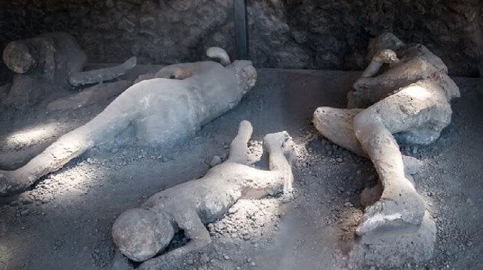 Έρευνα: Ο Βεζούβιος δεν τους σκότωσε όλους- πού πήγαν οι επιζώντες της Πομπηίας