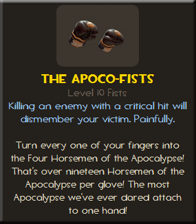 tf2 apoco fists craft