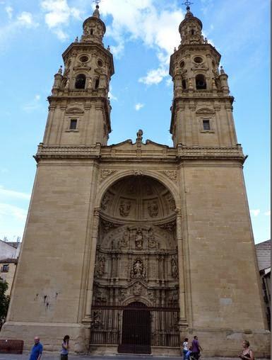 Concatedral de Santa María la Redonda.