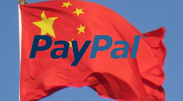 Cina siti che accetta PayPal