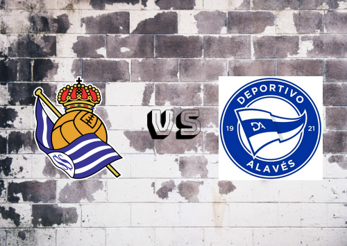 Real Sociedad vs Deportivo Alavés  Resumen