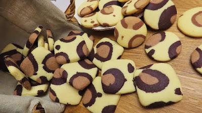 Kako Napraviti Leopard Kekse 🔹 How to Make Leopard Print Cookies