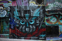 Hozier Lane Street Art | Koryu88