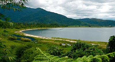 Danau Poso - Sulawesi Tengah
